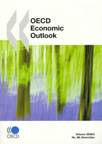 Portada de la revista OECD Economic Outlook