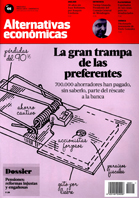 Portada de la revista Alternativas Económicas